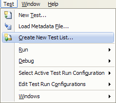 Visual Studio 2008 Unit Tests